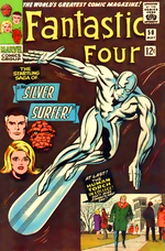 Fantastic 4, Quicksilver