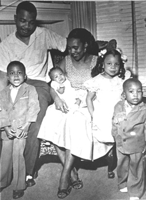 a d king and naomi king and children