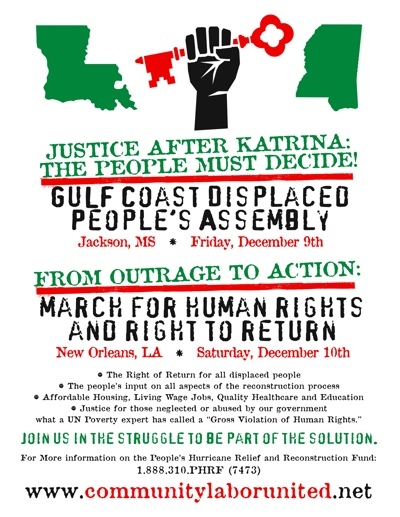 From Outrage to Action Flyer